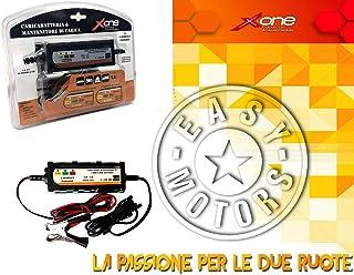 Cargador y mantenimiento de carga automática carga batería EF035 6 V y 12 V 4-120 Ah Piaggio X7 E3 (M62200) 250 07/11