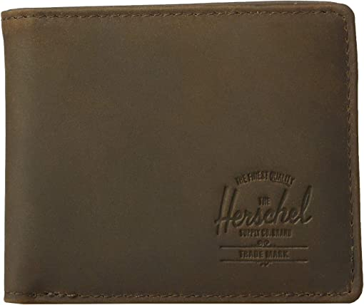 Nubuck Brown Leather