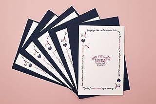 Pack de 5 cartes à gratter | Annonce de grossesse famille et amis | Notre famille s'agrandit