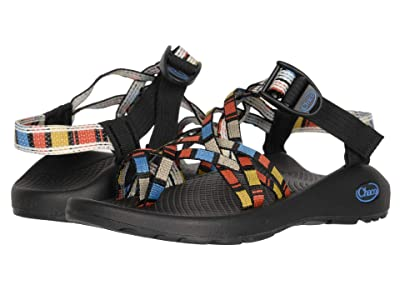 Chaco ZX/2 Classic (Lineup Cerulean) Women