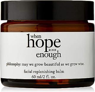 Philosophy When Hope is Not Enough Facial Replenishing Balm, 60ml