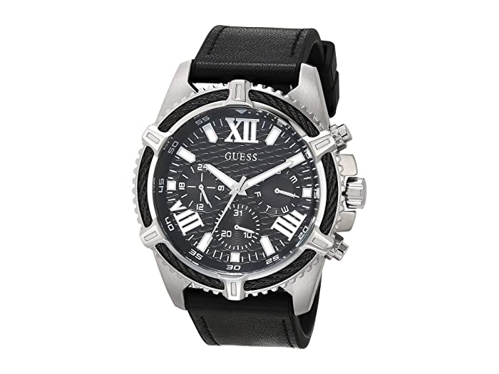GUESS  GW0053G1 (Silver-Tone) Watches
