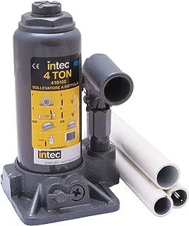 Holzinger Cric crick crik cricco cricchetto sollevatore martinetto idraulico a bottiglia HSWH10T 10 t 10.000 kg
