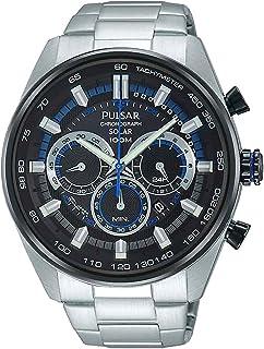 5496d24da Pulsar Men's Chronograph Quartz Watch – PX5019X1