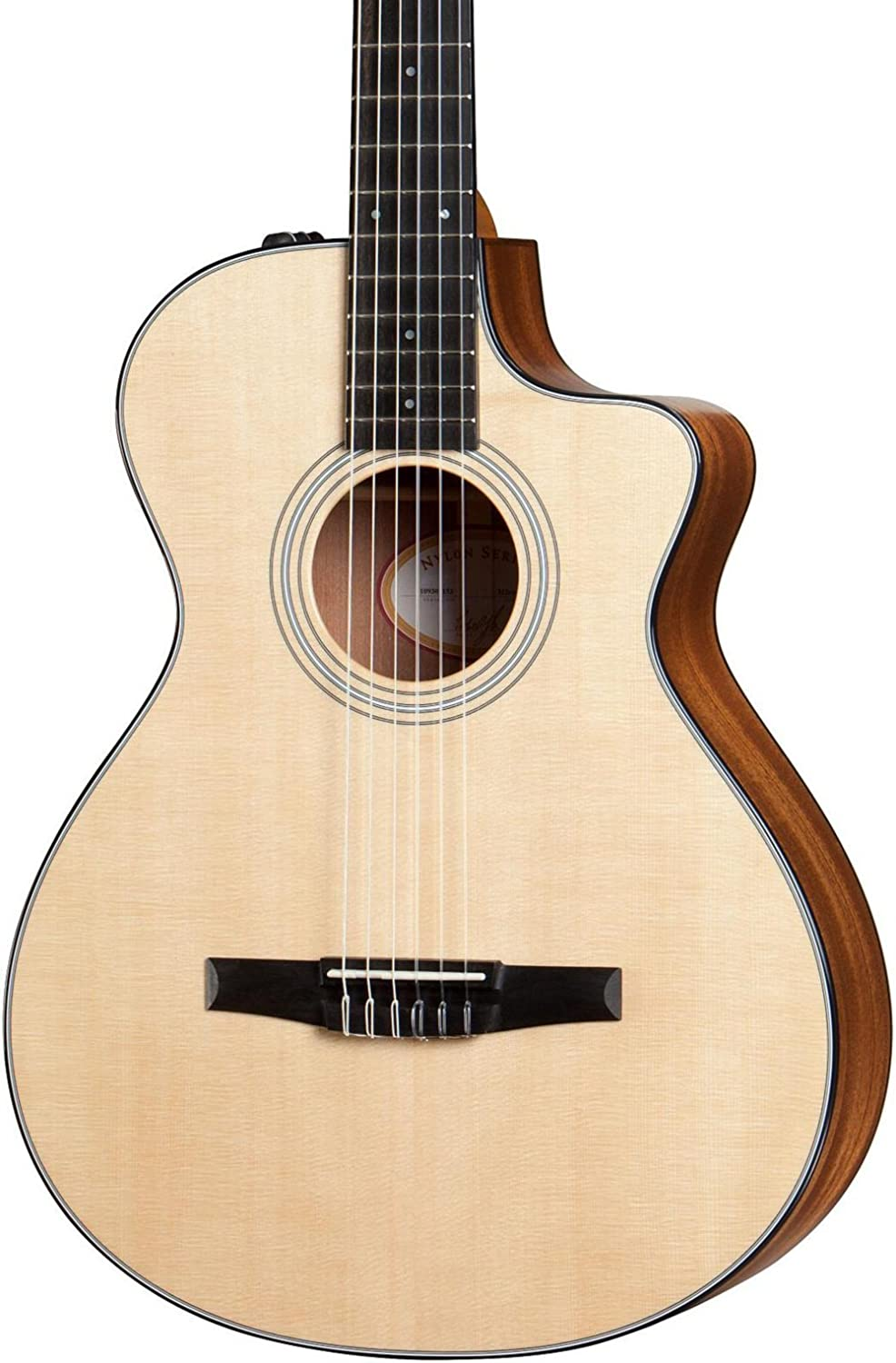 Taylor 312ce-N Nylon Max 70% OFF String Sapele Grand Concert Selling