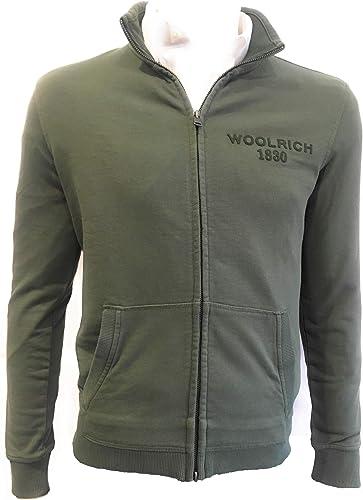Woolrich Sweat-Shirt Homme Garçon Zip