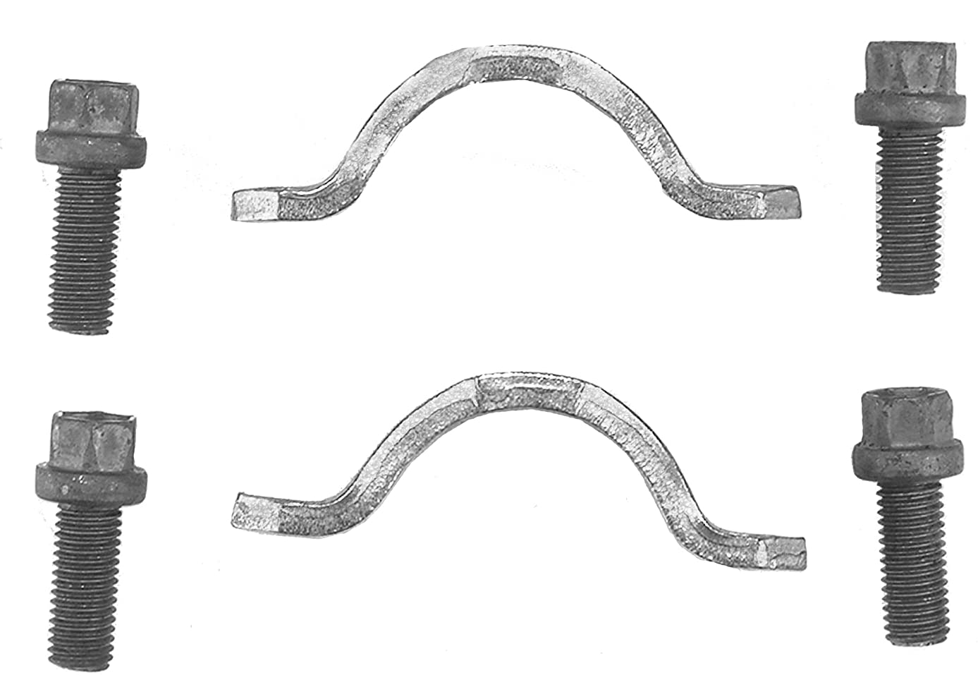 ACDelco 45U0504 Professional U-Joint Clamp Kit with Hardware