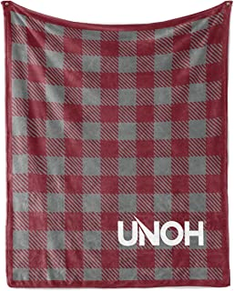 Venley NCAA Unisex NCAA Fleece Blanket, 50