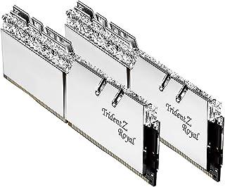 G.Skill Trident Z Royal F4-3600C19D-32GTRS módulo de - Memoria (32 GB, 2 x 16 GB, DDR4, 3600 MHz, 288-pin DIMM)