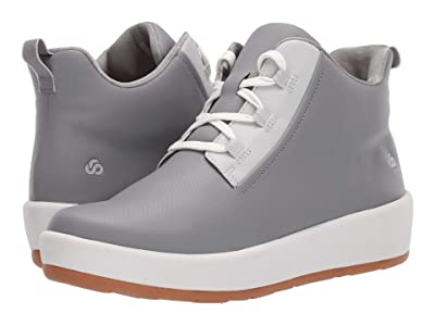 Clarks Step North Mid (Grey Synthetic) Women
