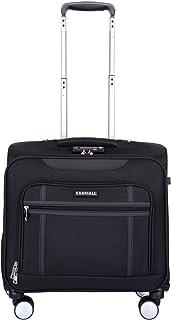 Carriall Stark Black Laptop Roller Case
