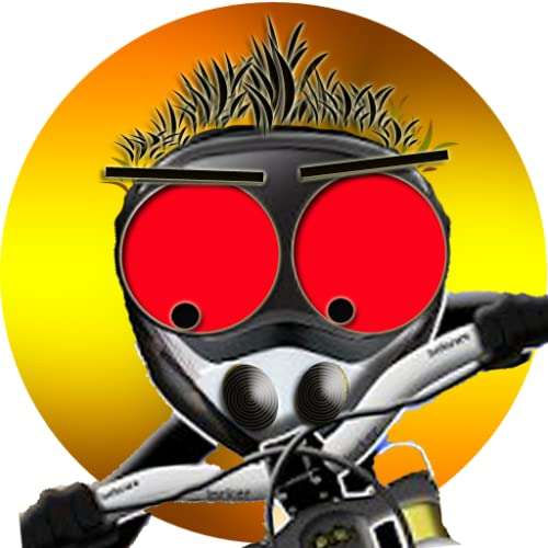 Stickman Downhill - Bike
