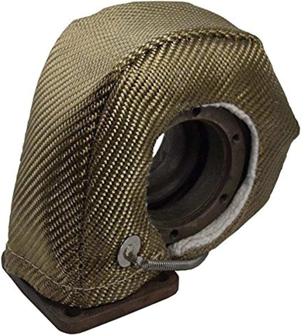 Heatshield Products 300076 Lava Turbo Heat Shield Directly High quality managed store Volcanic