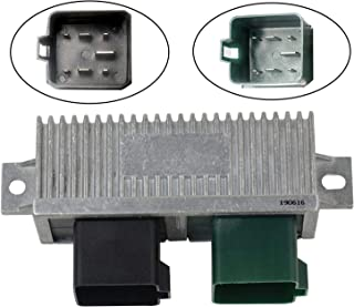 E-350 Replace DY876 YC3Z-12B533-AA Excursion 6.0L 6.4L 7.3L Powerstroke Fit for Ford F-250 F-350 6.0 6.4 7.3 Powerstroke Diesel Glow Plug Control Module Relay Switch