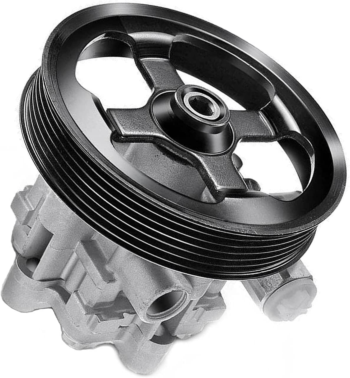 Power Steering Pump with Pulley 2007-20 Jeep Patriot Compass Latest item Store for