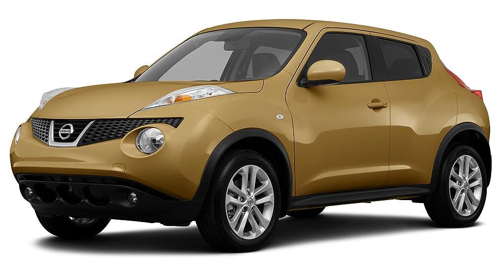 2013 Nissan Juke Sl 5 Door Wagon Manual Transmission Front Wheel Drive Limited Availability Atomic Gold
