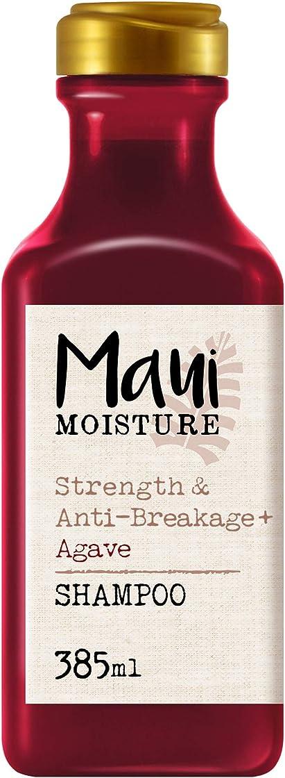 Shampoo per capelli danneggiati e per capelli trattati chimicamente, agave & aloe vera  -maui moisture 6221100