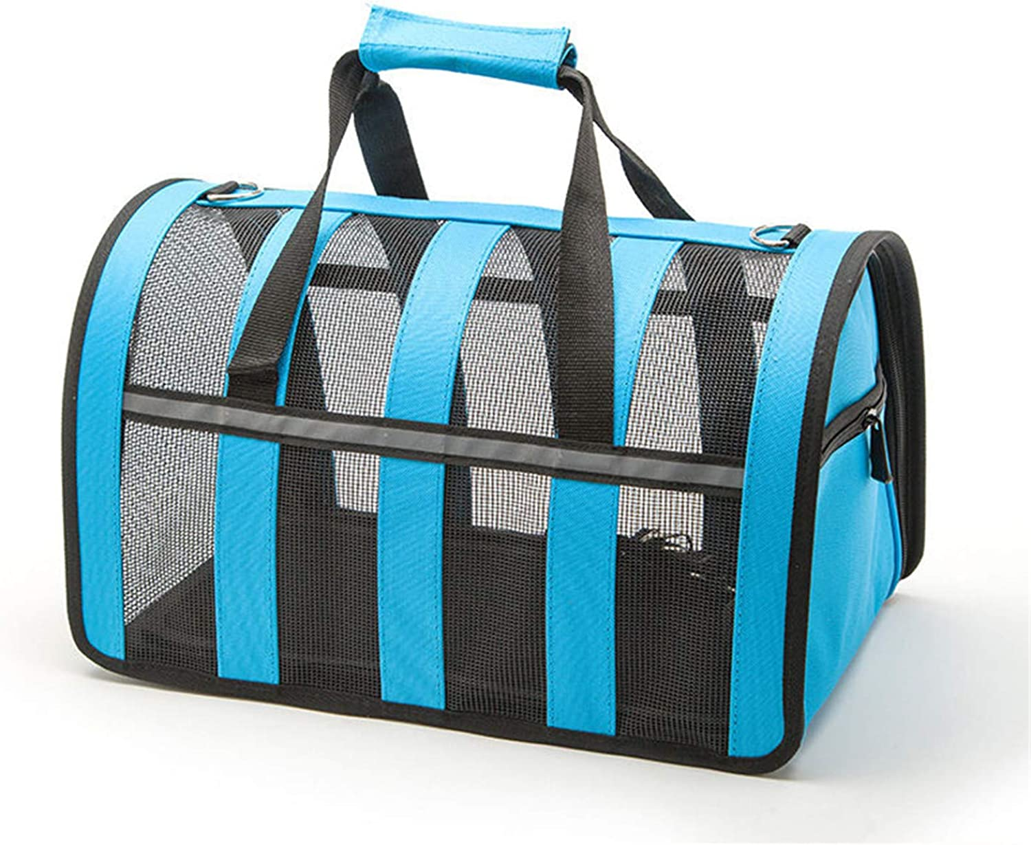 Convenient Portable Outside Dog Carrier Travel Bag Pet Carrier Portable Pet Carrier Purse Breathable Puppy Dog Handbag