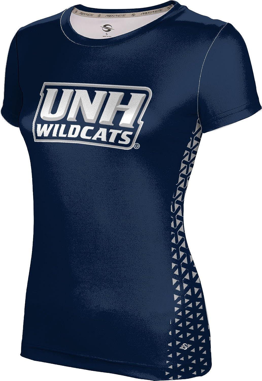 ProSphere University of New Hampshire Girls' Performance T-Shirt (Geo)