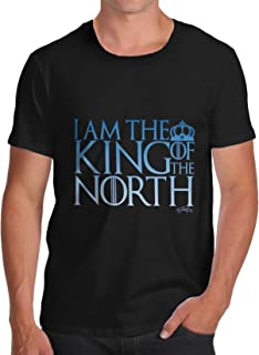 Men's I Am King of The North T-Shirt