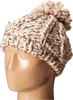San Diego Hat Company KNH3404 Chunky Yarn Beret Hat