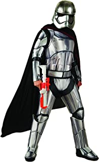 Rubie's Men's Star Wars Vii: the Force Awakens Deluxe Captain Phasma Adult Sized Costumes, As Shown, Extra-Large US