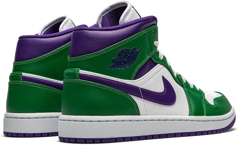 Amazon.com | Jordan Men's Shoes Nike Air 1 Mid Hulk 554724-300 ...
