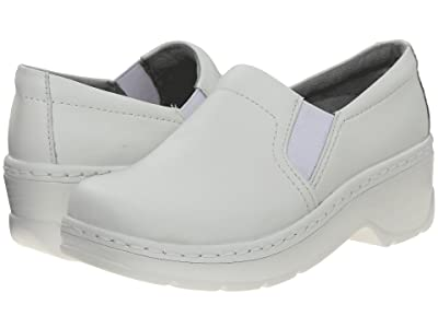 Klogs Footwear Naples (White Leather) Women