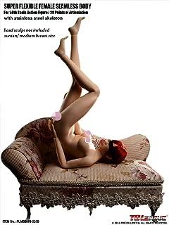 OBEST 1/6 Figure Super-Flexible Female Seamless Doll Body(S25B)