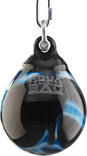 Aqua Training Bag Head Hunter Bag, 9 Inch, 15 Pound Slip Ball Punching Bag Hybrid