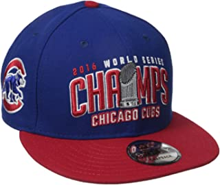 a954a6793c5 MLB Chicago Cubs 2016 World Series Champs OTC Hat