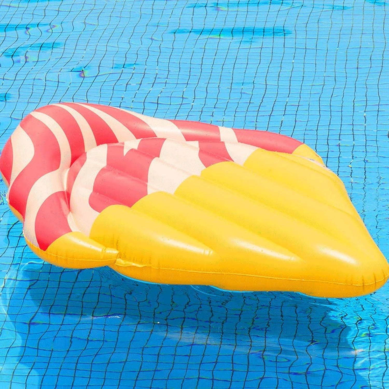 CYT Giocattoli gonfiabili gonfiabili dell'Acqua della Piscina dell'anello di Nuoto dei Bambini del Letto di gtuttieggiamento Gonfiabile della Fila di gtuttieggiamento dell'Acqua