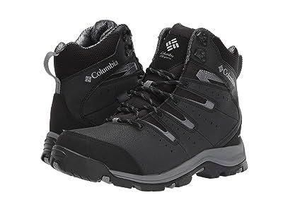 Columbia Gunnisontm II Omni-Heattm (Black/Titanium Grey Steel) Men