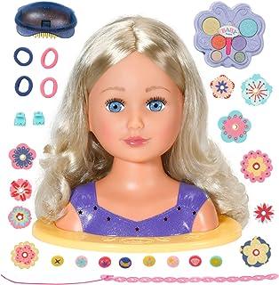 Baby born Sister Kaphoofd - Ideaal voor Kinderhandjes, Bevordert Creativiteit, Empathie & Sociale Vaardigheden, Vanaf 3 Ja...