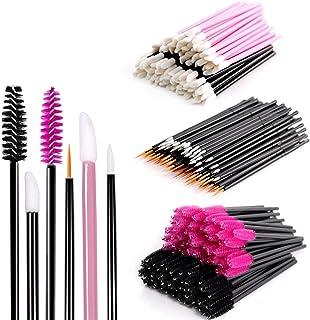 Disposable Mascara Wands Makeup Applicators - Mascara Brushes Lipstick Applicators Eyeliner Brushes BTArtbox 300PCS Makeup...