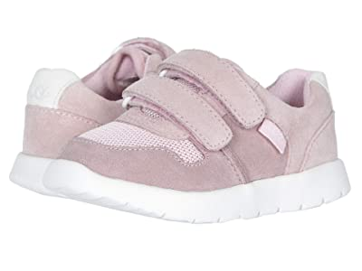 UGG Kids Tygo Sneaker (Toddler/Little Kid) (Pink Crystal) Girl