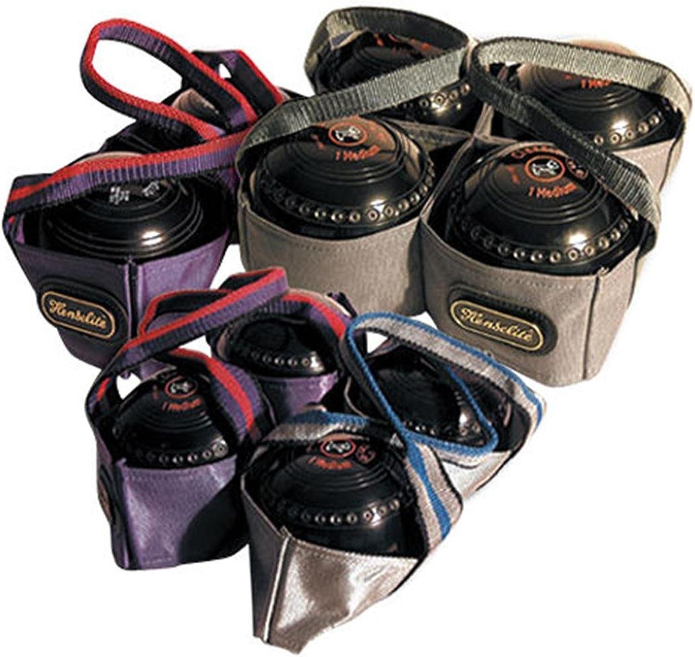 Emsmorn Lawn Bowling Sports Accessories Prohawk 2 Or 4 Bowls Carrier