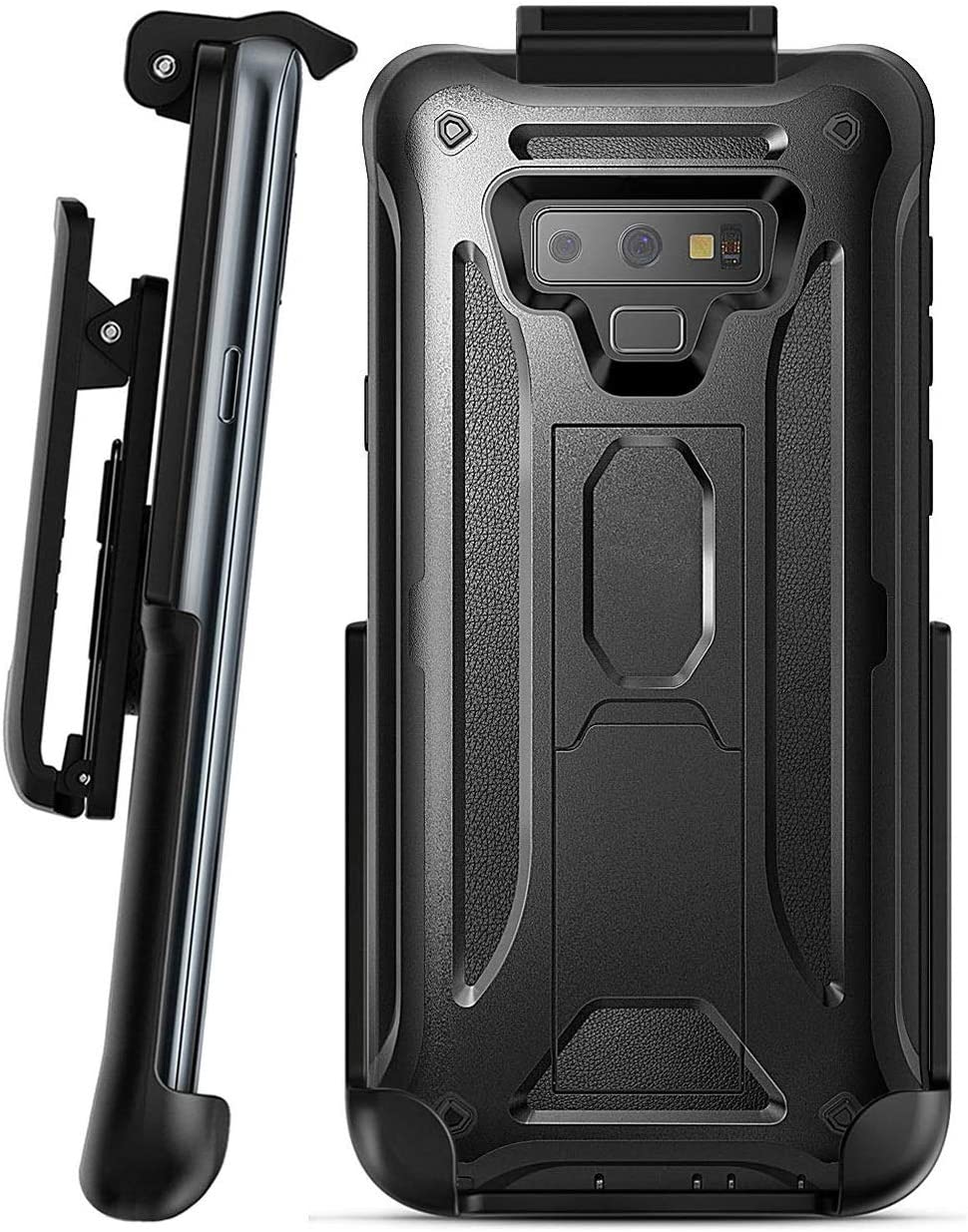 Encased Belt Clip Holster Compatible with Youmaker Kickstand Case - Galaxy Note 9 (case not Included)