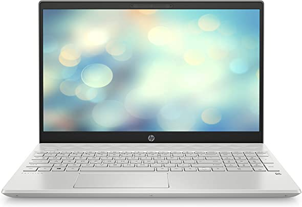 HP Pavilion 15-cs2008ng  15 6 Zoll Full HD IPS  Laptop  Intel Core i7-8565U  16 GB DDR4  512 GB SSD  Nvidia GeForce MX250 GB DDR5  Windows 10 Home  silber