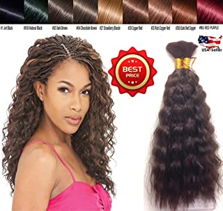 Best outre wet and wavy human hair for braiding Reviews