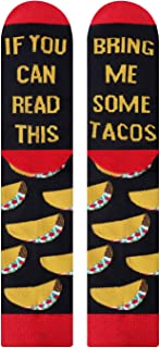 taco cat socks