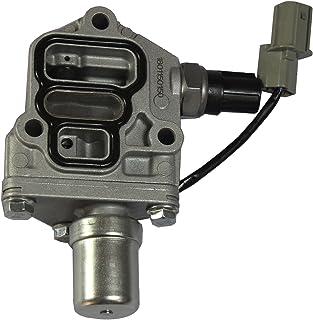 JDMSPEED VTEC Válvula de bobina de solenoide 15810-PLR-A01 de repuesto para Honda Civic 2001-2005