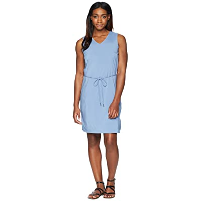 Jack Wolfskin Tioga Road Dress (Dusk Blue) Women