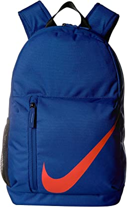 b810ecdbe602 Nike young athlete cheyenne backpack gym blue black matte silver ...