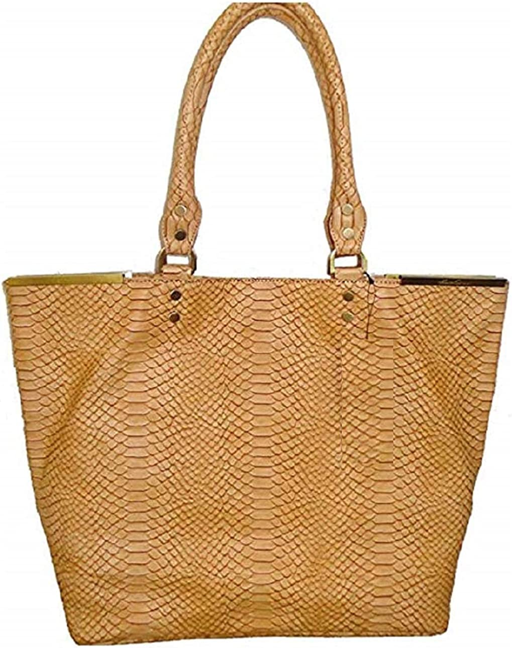 Very popular Kenneth Cole Rapid rise Handle It Satchel Camel Over
