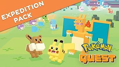 Pokémon Quest: Expedition Pack - Nintendo Switch [Digital Code]