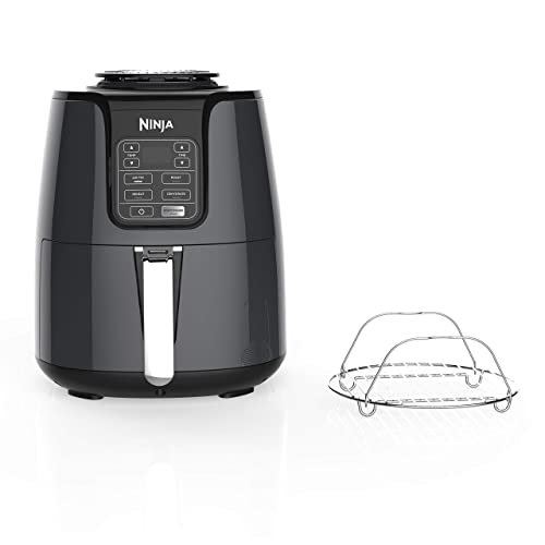 Ninja Air Fryer that Cooks, Crisps and Dehydrates, with 4 Quart Capacity, and a High Gloss Finish