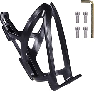 Epessa Bike Water Bottle Cage,PC Material Bicycle Water Bottle Holder,Lightweight and Strong