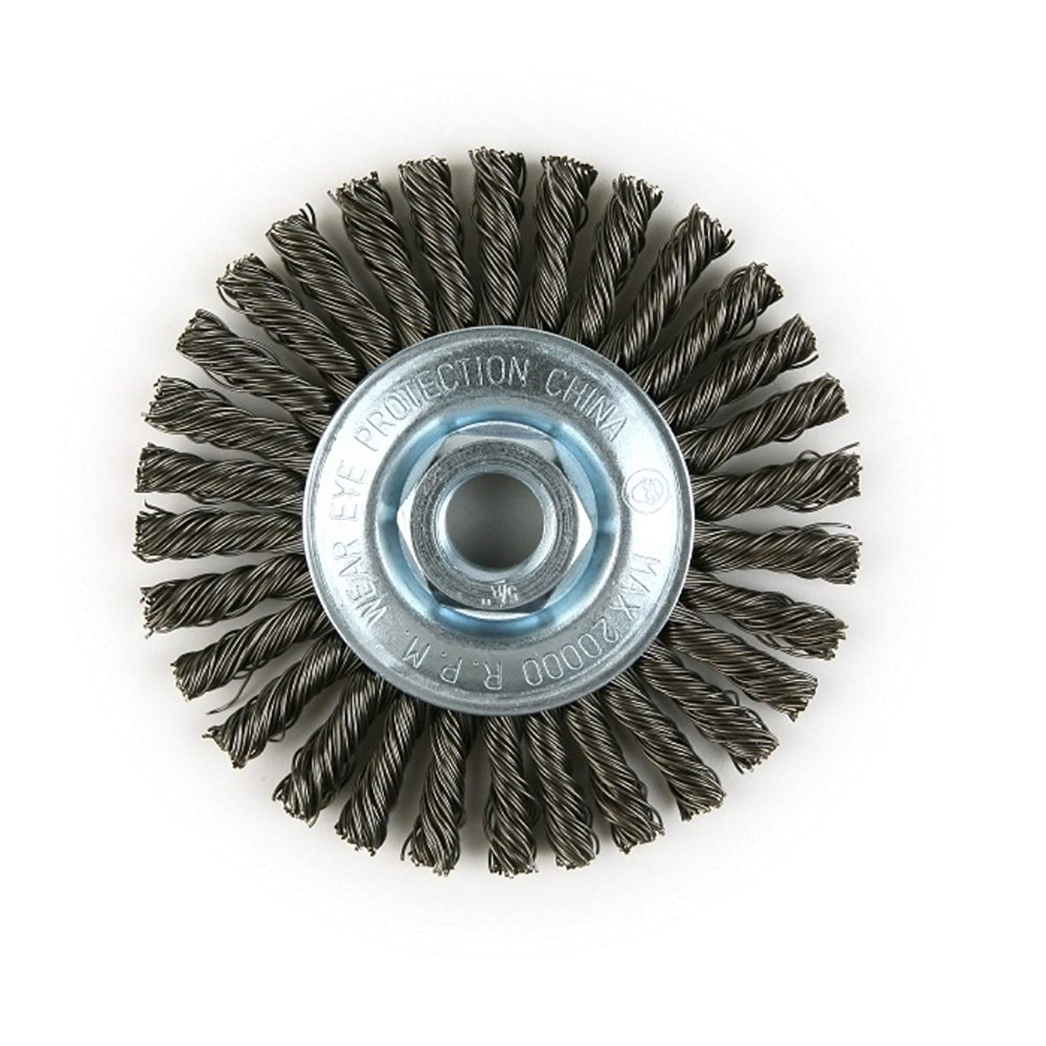 Lincoln Electric KH310 Twisted Stringer Bead Brush, 20000 rpm, 4