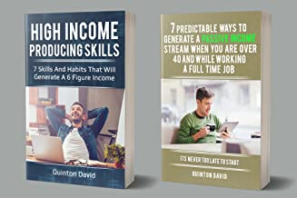 The Income Bundle: Discover the skills and business models to develop a 6 figure passive income in 2018